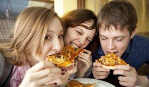 Pizza Feestje